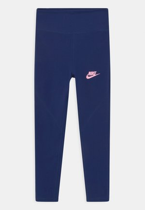 FAVORITES - Leggings - Trousers - blue void/arctic punch