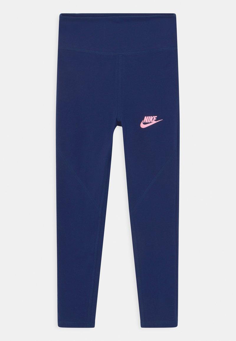 Nike Sportswear - FAVORITES - Legíny - blue void/arctic punch