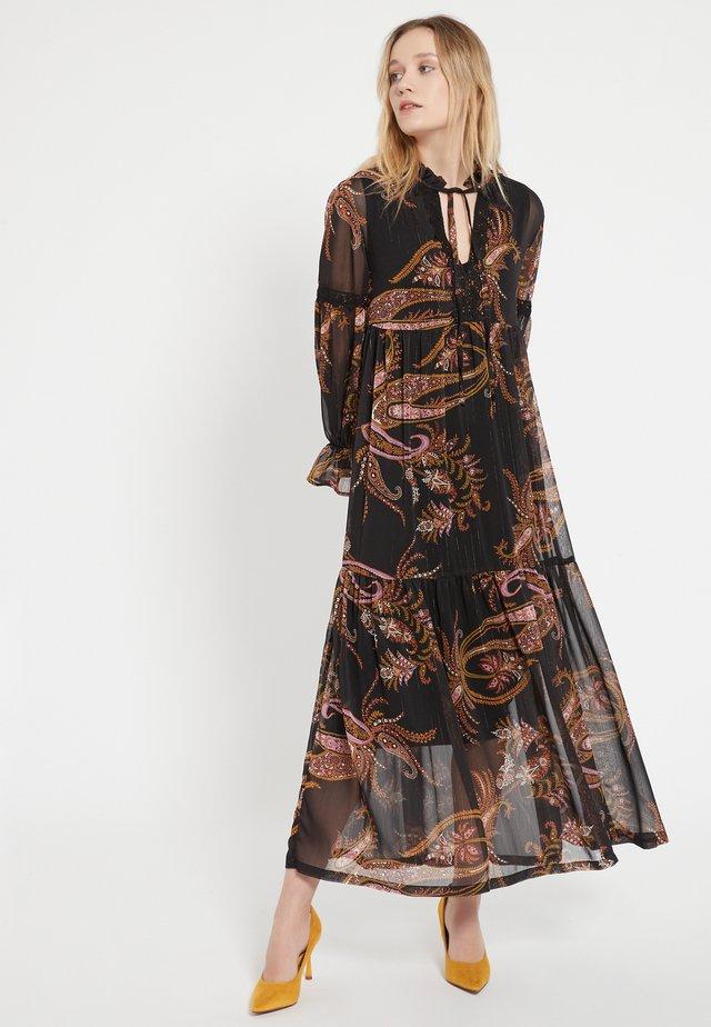 BAIKY - Maxi-jurk - schwarz
