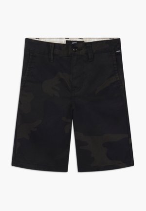 AUTHENTIC STRETCH BOYS - Shorts - black