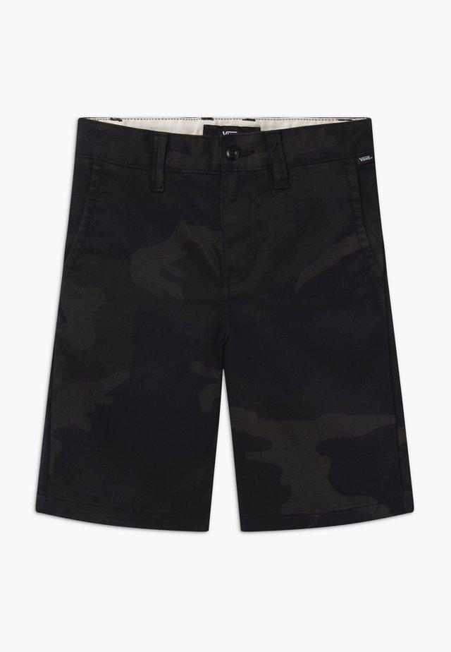 AUTHENTIC STRETCH BOYS - Shorts - black