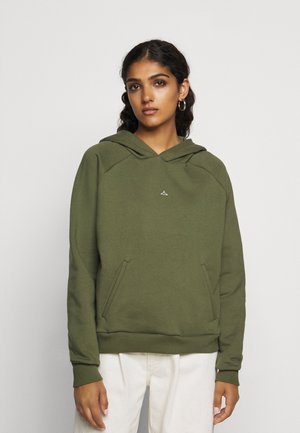 HANG ON HOODIE - Hoodie - green