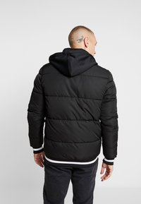 Supply & Demand - HARLEY PADDED JACKET - Zimní bunda - black - 2