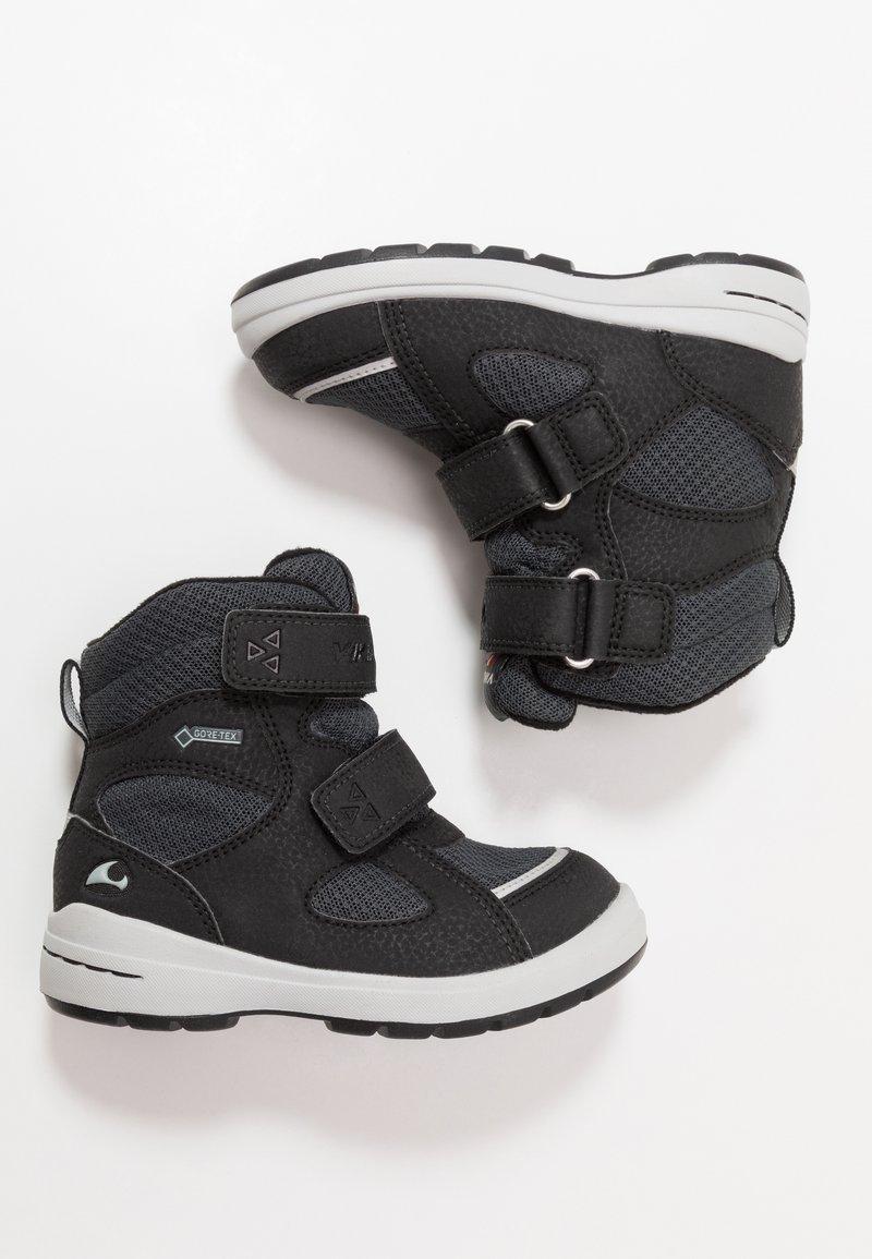 Viking - SPRO GTX - Zimní obuv - black/charcoal