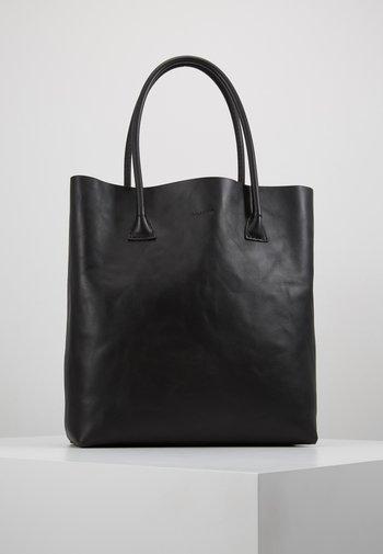 ELSA PLAIN TOTE - Tote bag - black