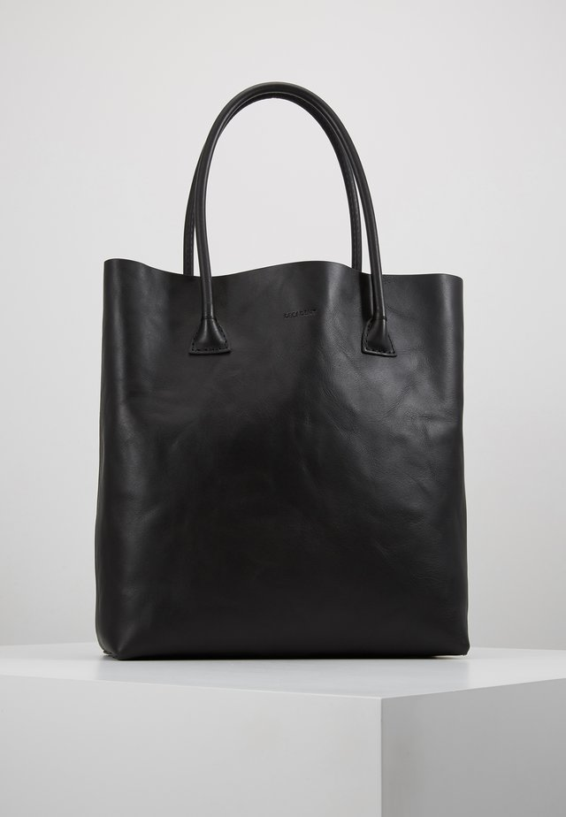 ELSA PLAIN TOTE - Shoppingväska - black