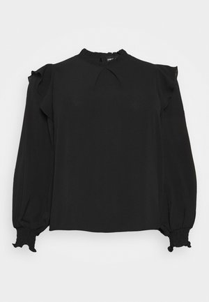 PCRIE - Long sleeved top - black