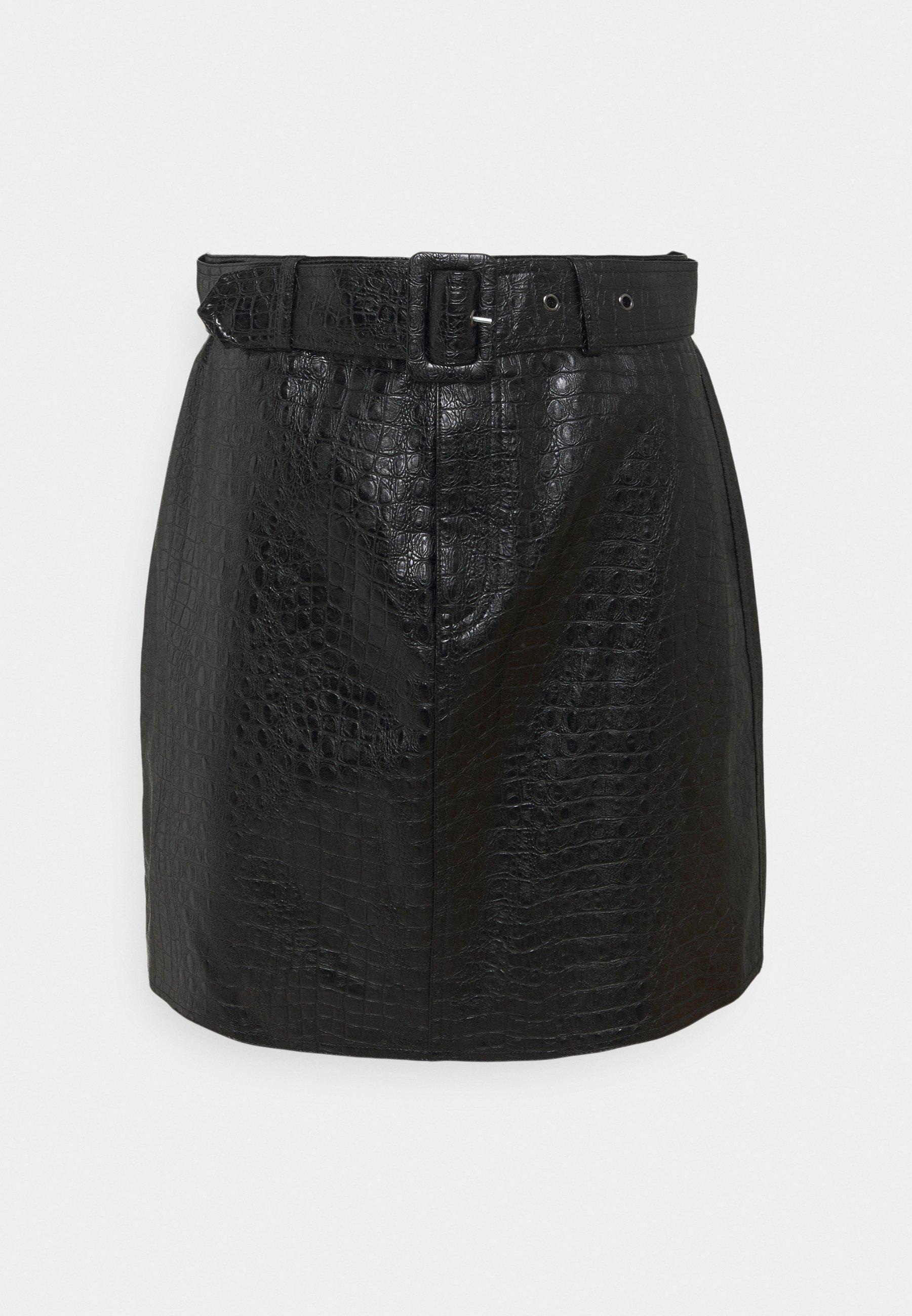 Women CAROLYN SKIRT - Puffball skirt - black