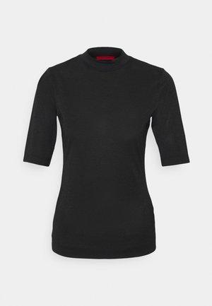 DASIRI - Print T-shirt - black