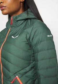 Salewa - BRENTA - Down jacket - duck green - 3