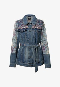 Desigual - MEMPHIS - Denim jacket - blue - 5