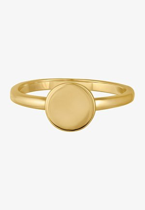 DAMEN-DAMENRING 925ER SILBER - Ring - gold