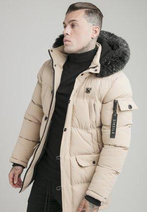 PUFF - Winter coat - champagne beige