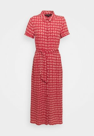 ROSIE MIDI DRESS WARRIOR - Kjole - apple pink