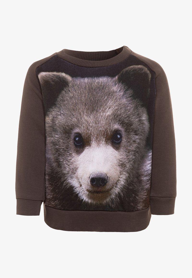 Molo - DISCO - Sweater - brown