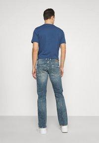 Mustang - OREGON - Jeans straight leg - denim blue - 0