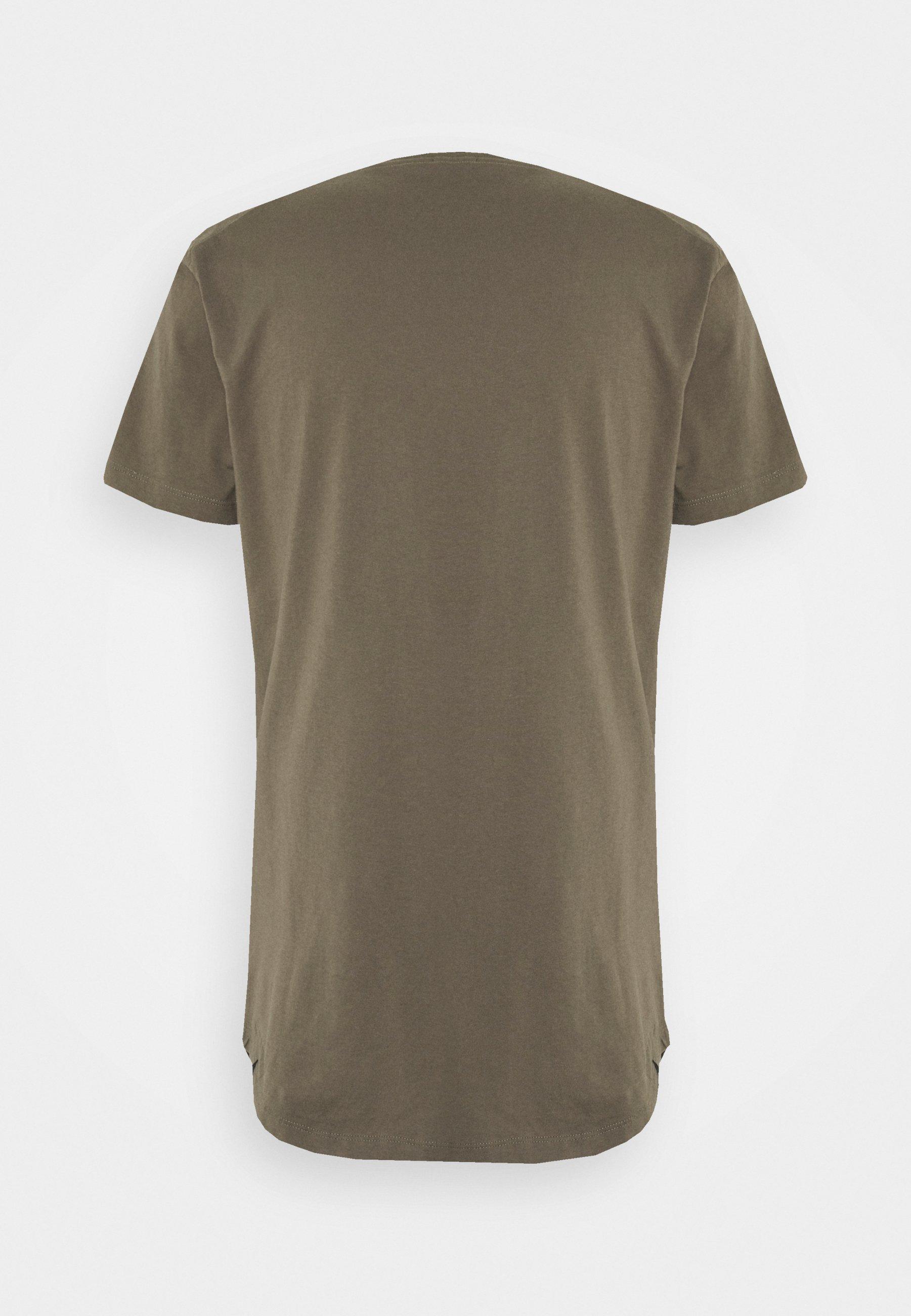 Men LUIS TEE UNISEX - Basic T-shirt