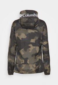 Columbia - CHALLENGER™  - Wiatrówka - stone green - 1