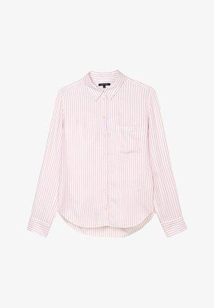 MIT STREIFEN-DESSIN - Button-down blouse - multi
