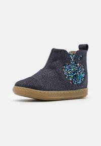 Shoo Pom - BOUBA APPLE - Bottines - navy/silver/multicolor - 1