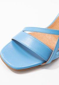 Shoe The Bear - ROSANNA STRAP - Sandals - blue - 2