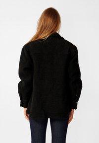 Noella - VIKSA - Short coat - black - 2