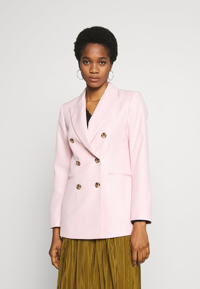 MARL ANDY - Blazer - light pink