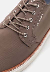 GANT - PREPVILLE LACE SHOES - Trainers - taupe - 5