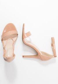 Glamorous - Sandaler med høye hæler - beige - 3