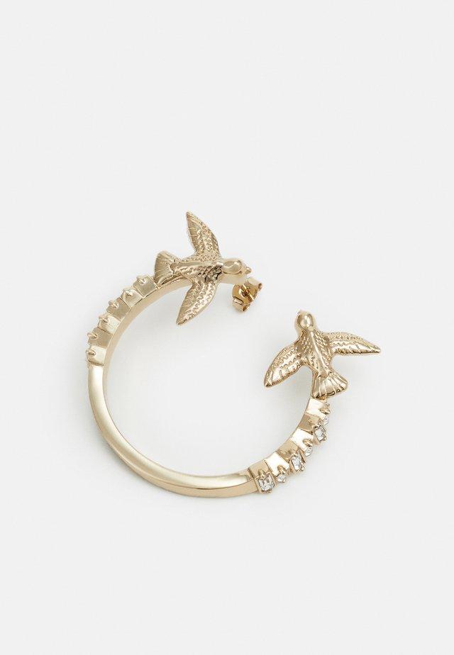 FENICOTTERO ORECCHINOMETALLO - Earrings - oro