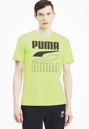 T-Shirt print - sharp green