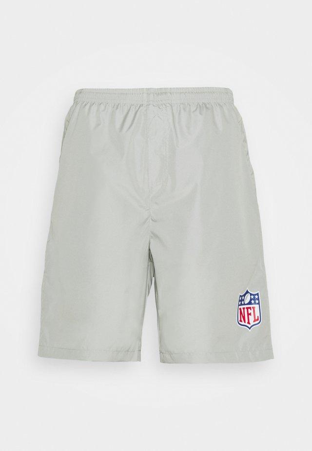 NFL ENHANCED SPORT SHORT - Sports shorts - sports grey