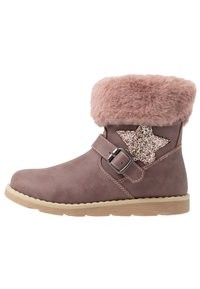 Friboo - Classic ankle boots - mauve - 0