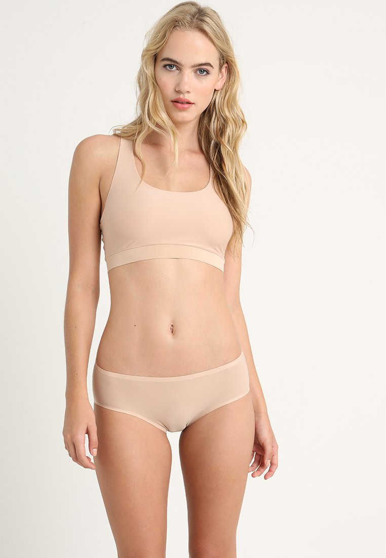 Chantelle - SOFTSTRETCH SHORTY 3 PACK - Culotte - nude