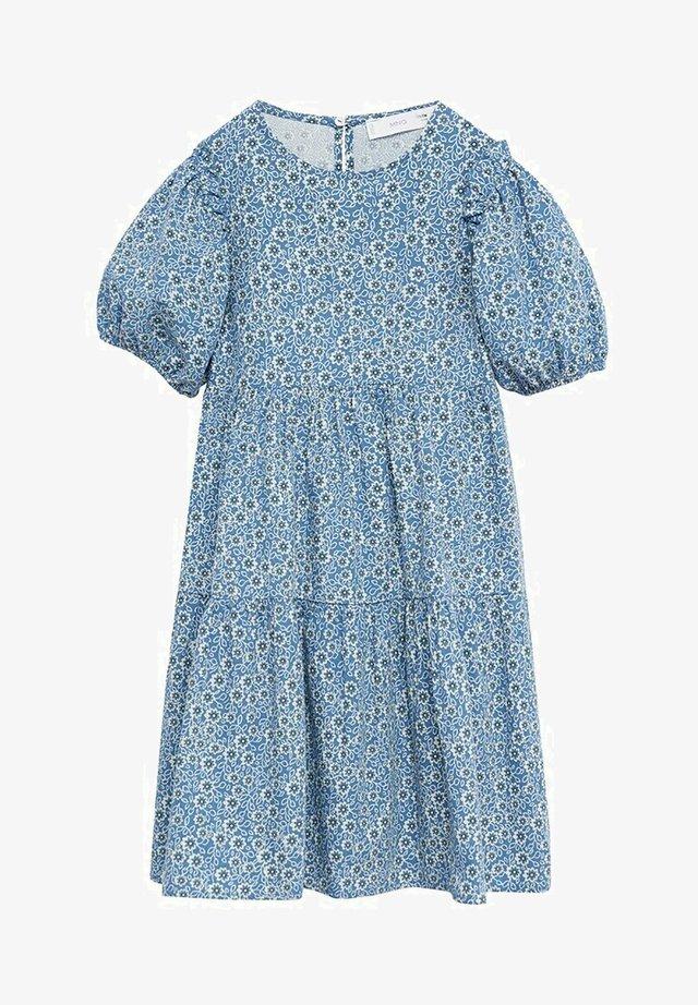 VIVIAN - Day dress - blau