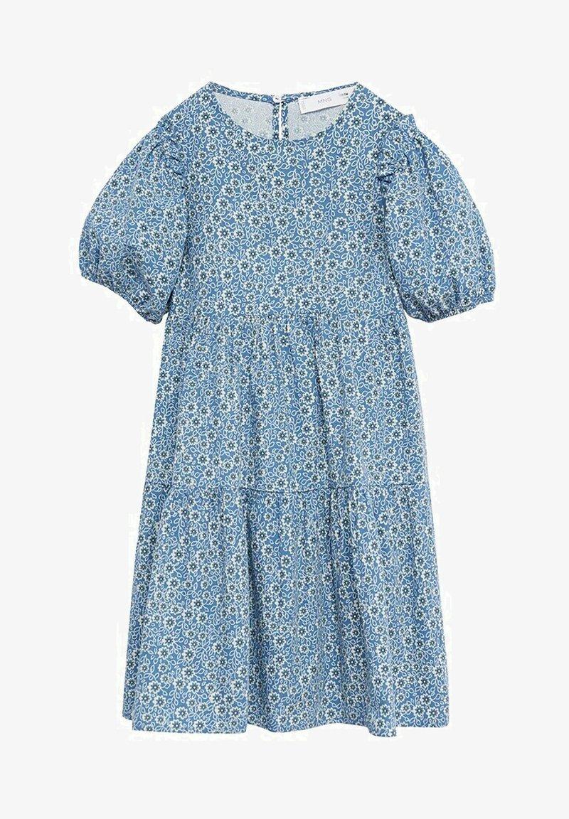 Mango - VIVIAN - Denní šaty - blau
