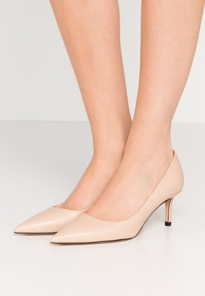 INES - Klassiske pumps - light beige