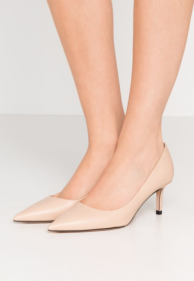 INES - Avokkaat - light beige