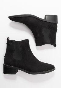 JETTE - Kotníková obuv - black - 3
