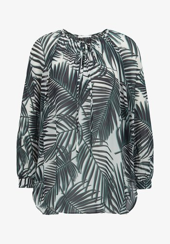 Blouse - patterned