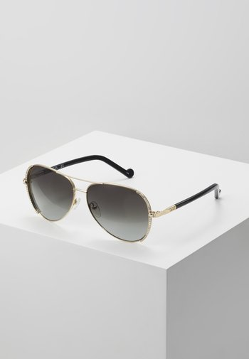 Sunglasses - light gold