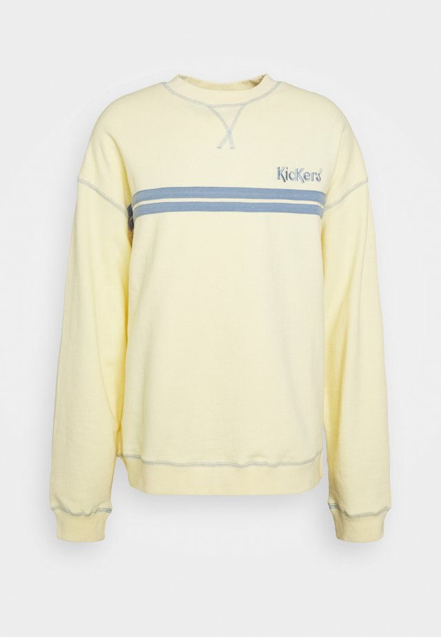CLASSIC CREWNECK  - Sweatshirt - cream