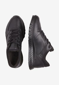 ECCO - EXOSTRIDE - Sneakers laag - black - 1
