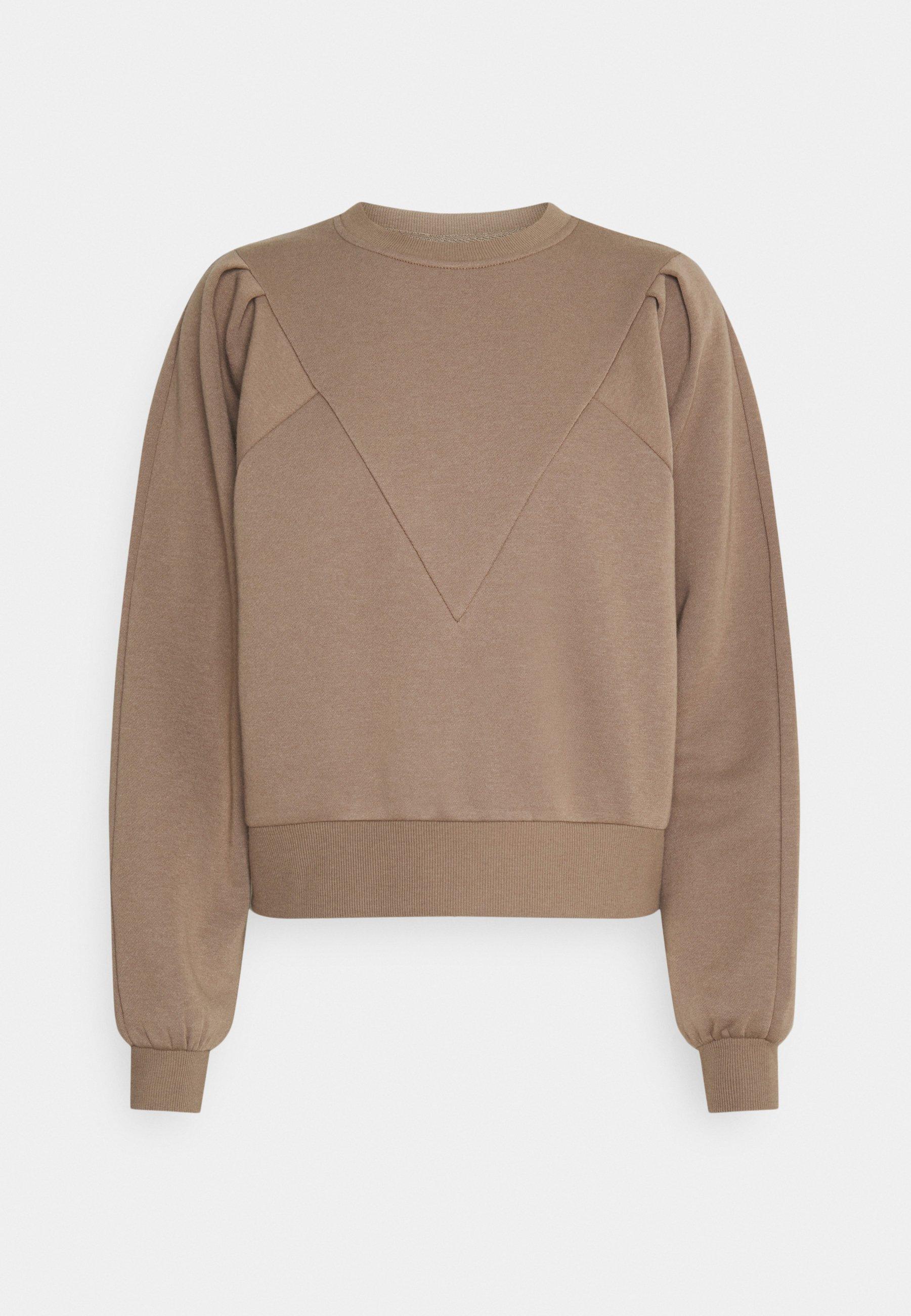 Women NMELLA O NECK - Sweatshirt