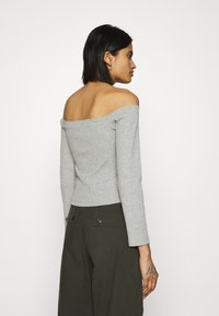 Even&Odd - Blouse - mottled grey - 2