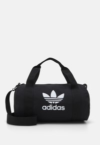 adidas Originals - SHOULDER BAG UNISEX - Urheilukassi - black - 0
