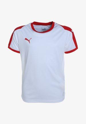 LIGA  - Sports shirt - puma white/puma red