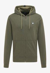 Petrol Industries - Zip-up sweatshirt - dark army - 4