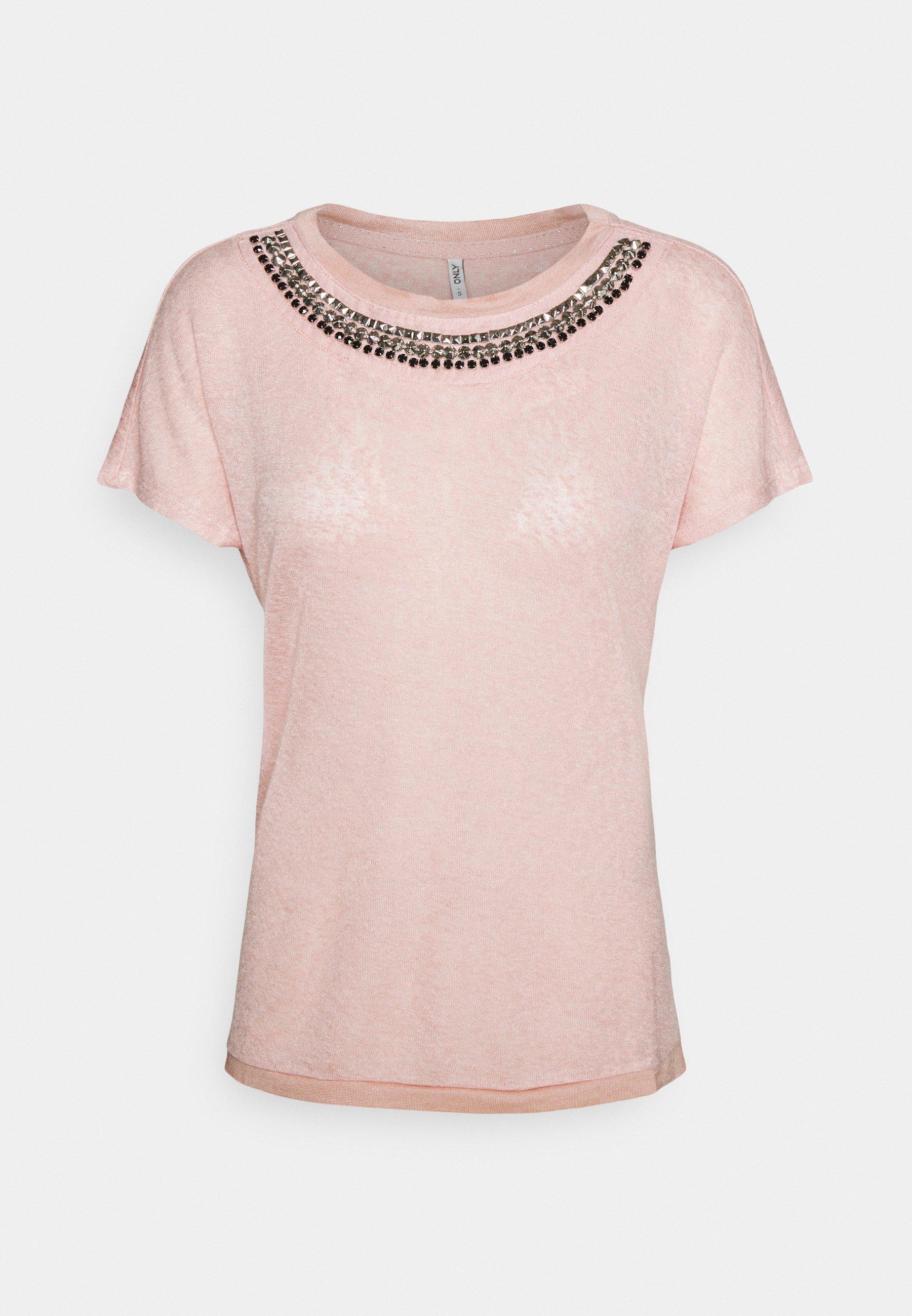 Women ONLRILEY BLING - Print T-shirt
