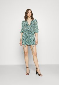 Gina Tricot - MICHELLE DRESS - Cocktail dress / Party dress - multicolor - 0